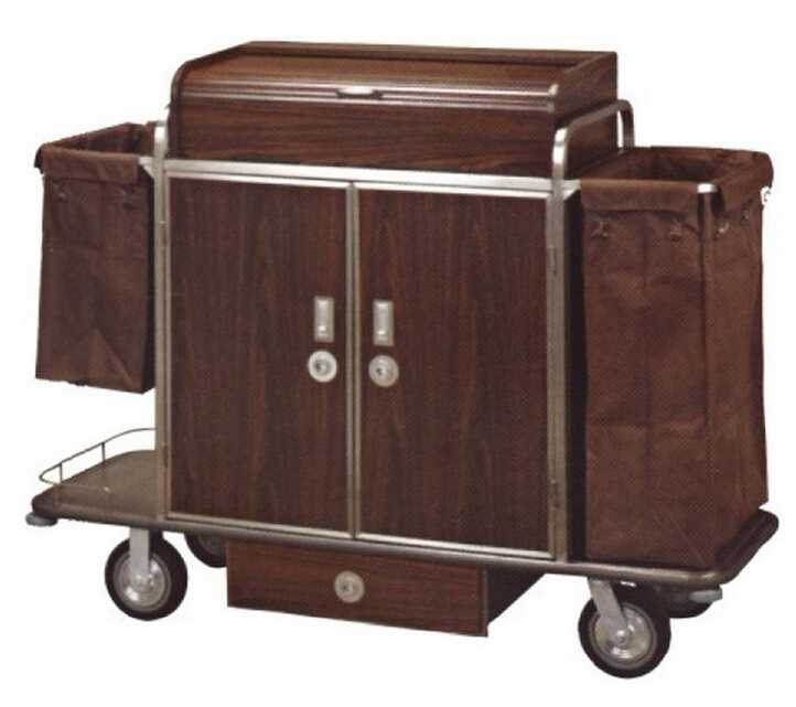 Name:Housekeeping cart    Model:AL2208