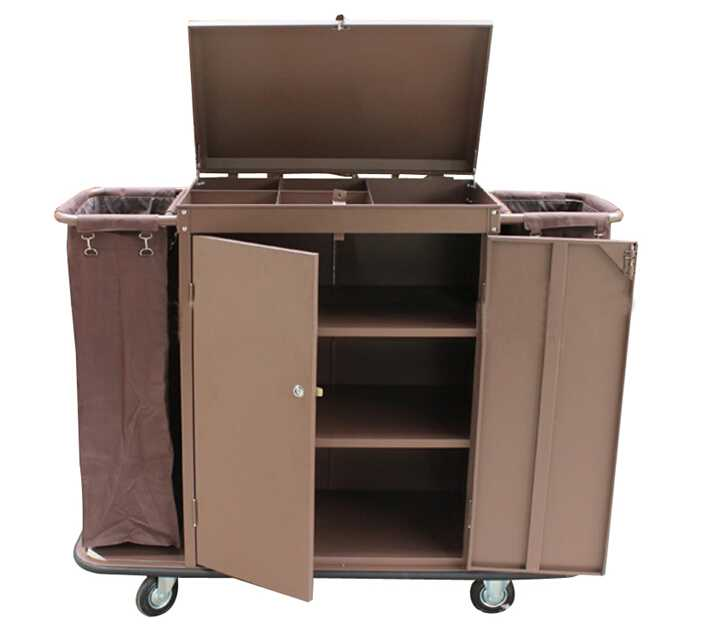 Name:Housekeeping cart   Model:AL2209