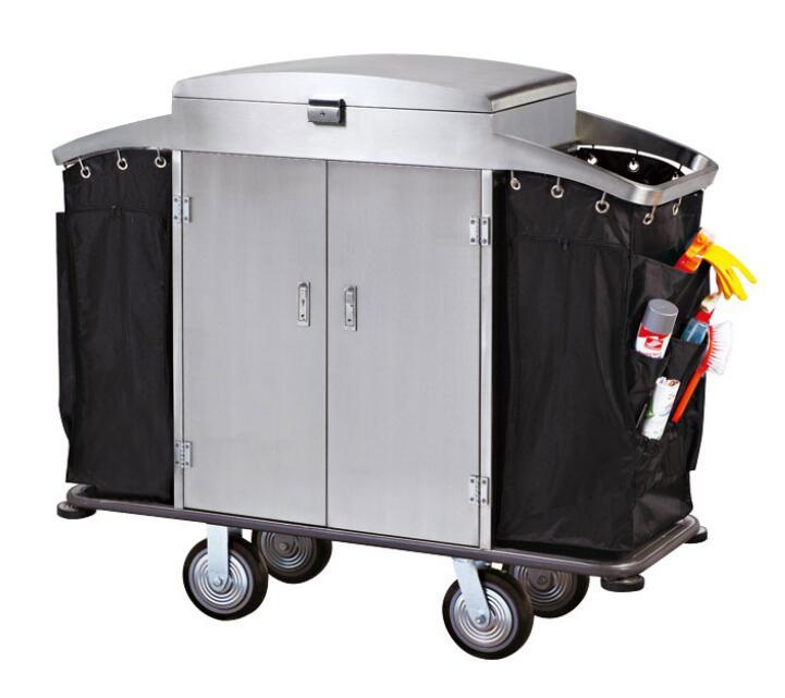 Name:Housekeeping cart    Model:AL2214