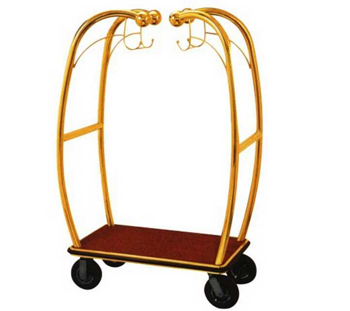 Name:Luggage cart    Model:AL2331