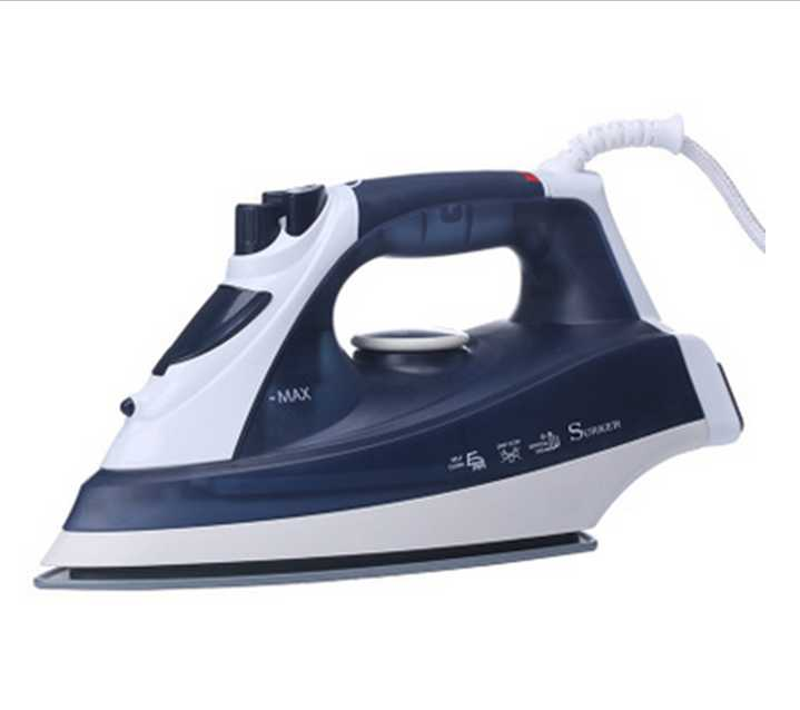 Name: Steam iron   Model:AL547